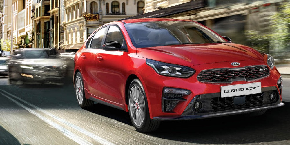 Kia Cerato Lx & Gt: An 'unbiased' introduction.